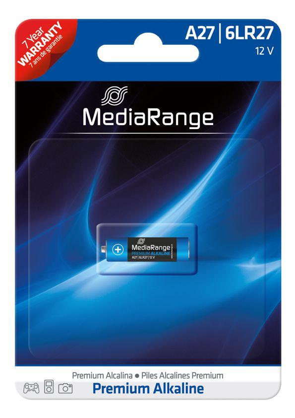 MEDIARANGE Premium Αλκαλική μπαταρία A27 6LR27 12V - MEDIARANGE 2574
