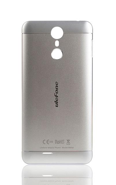 ULEFONE Battery Cover για Smartphone Metal, ασημί - ULEFONE 18315