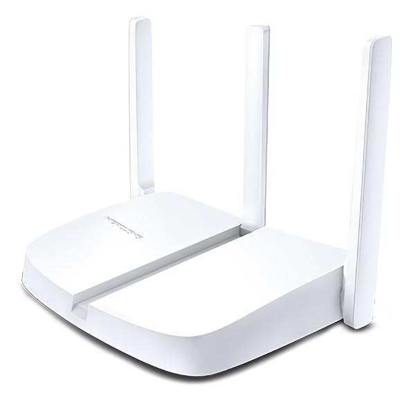 MERCUSYS Wireless N Router MW305R, 300Mbps, 4x 10/100Mbps, Ver. 2 - MERCUSYS 28897