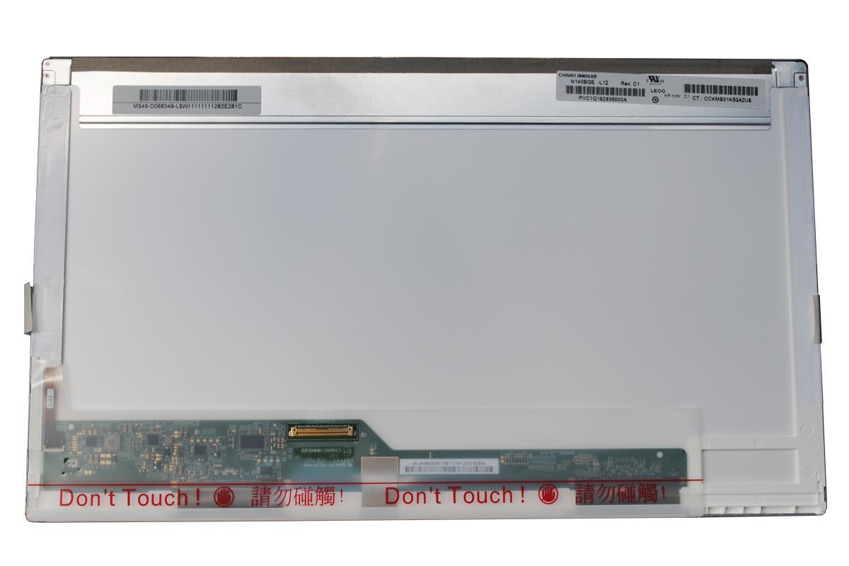 "CHIMEI LED LCD Panel 14"" N140BGE-L23, 40-pin - ChiMei 11523"