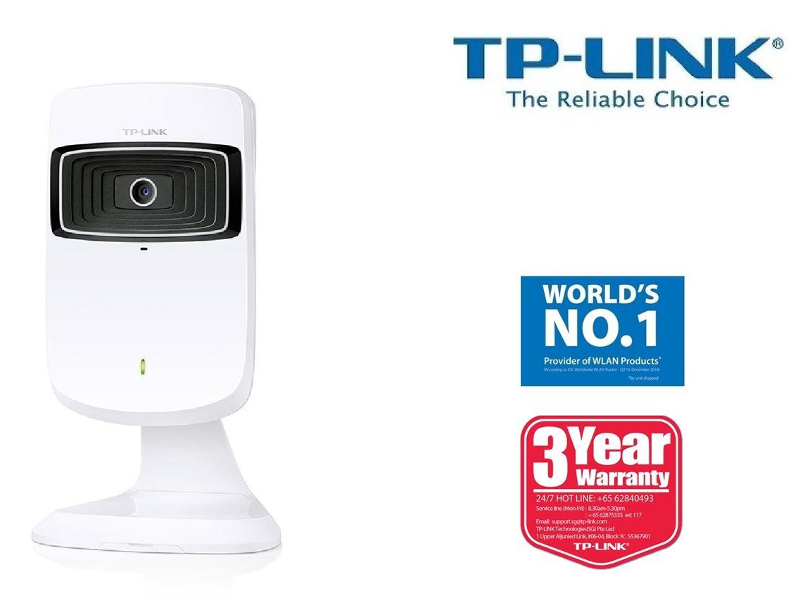 TP-LINK 300Mbps WiFi Cloud Camera - TP-LINK 8760