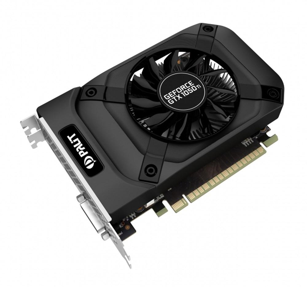 PALIT VGA GeForce GTX 1050Ti StormX, GDDR5 4096MB, 128bit, DVI/HDMI/DP - PALIT 21617