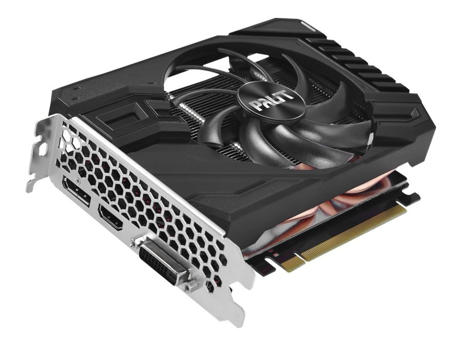 PALIT VGA GeForce GTX 1660 Super NE6166SS18J9-161F, GDDR6 6GB, StormX OC - PALIT 30694