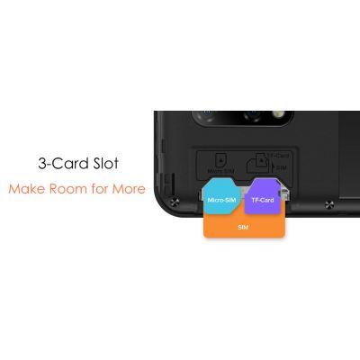 "ULEFONE Smartphone Note 8P, 5.5"", 2/16GB, Android 10 Go Edition, μαύρο - ULEFONE 30201"