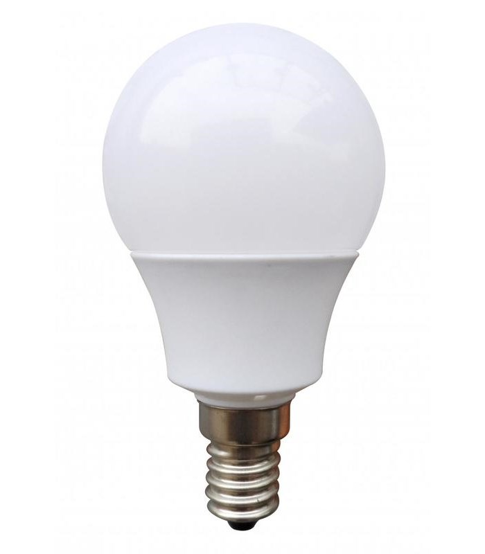 OMEGA LED Λάμπα Bulb 5W, Neutral White 4200K, E14 - OMEGA 9661