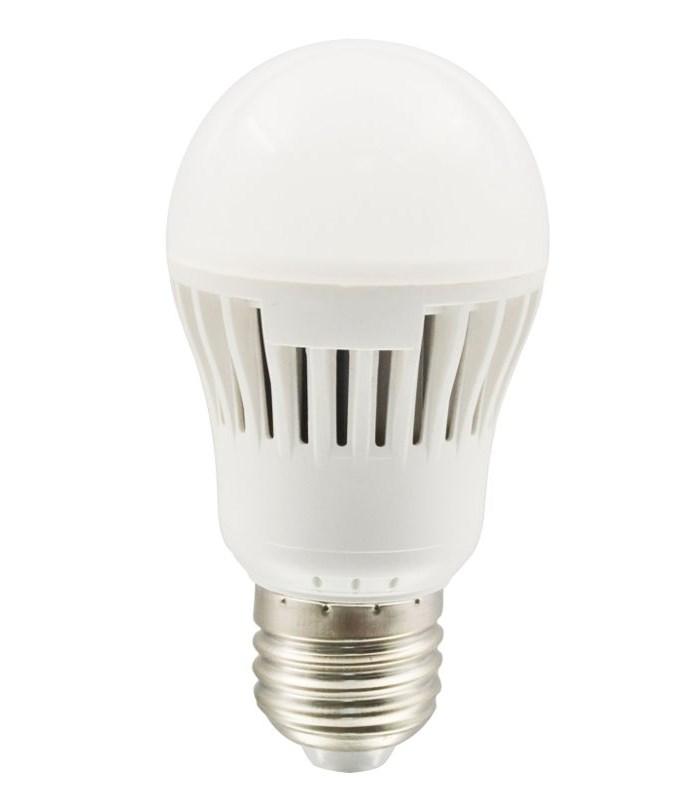 OMEGA LED Λάμπα Bulb 5W, Warm White 2800K, E27 - OMEGA 9652