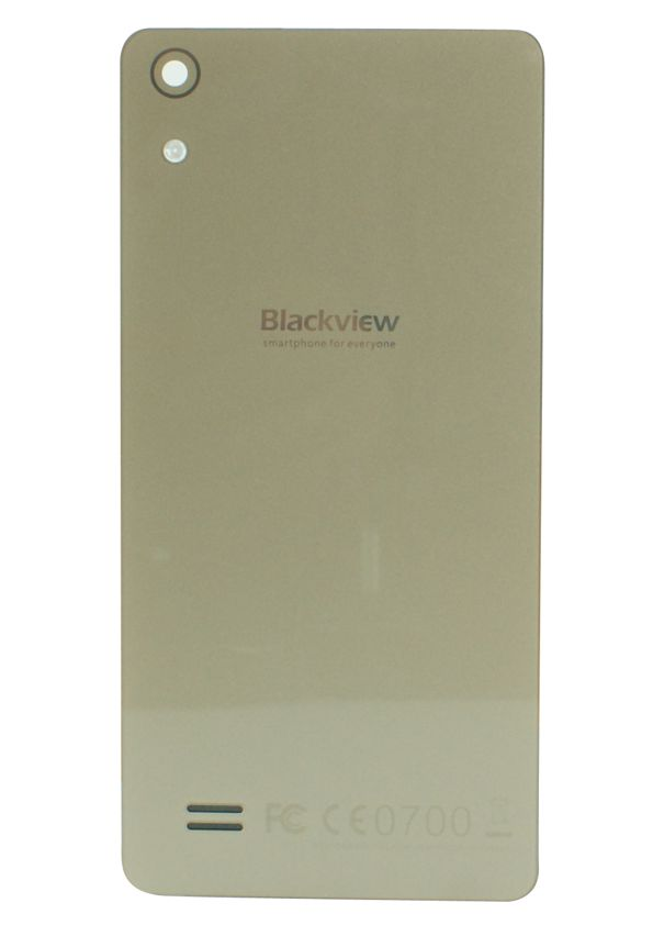 BLACKVIEW Battery Cover για Smartphone Omega Pro, Gold - BLACKVIEW 8339