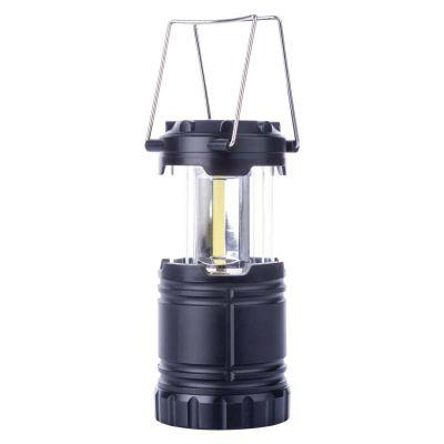 EMOS LED φορητό φωτιστικό camping P4006, 300lm, μαύρος - EMOS 30913