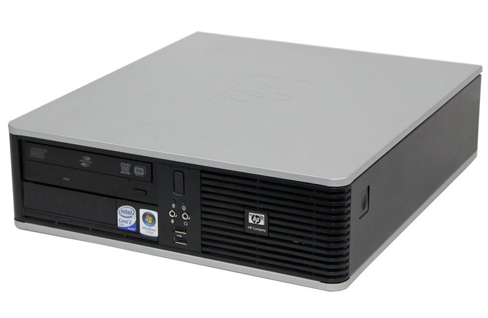 HP SQR PC DC7900 SFF, C2D E8400, 4GB, 160GB HDD, Βαμμένο - HP 13892