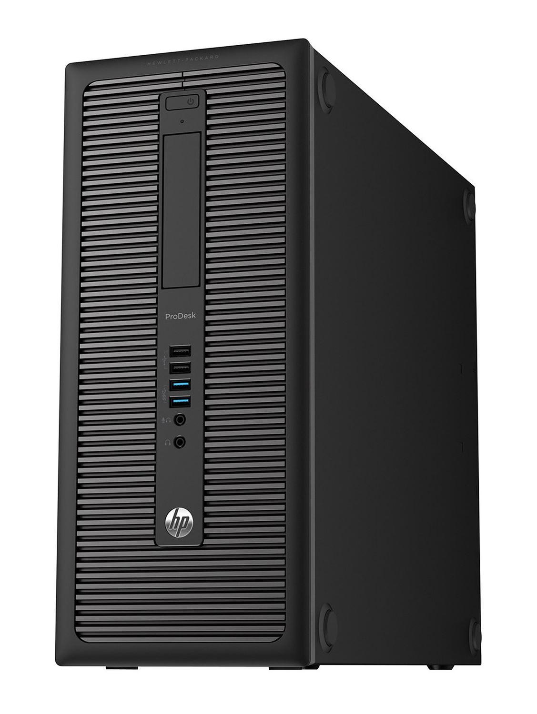 HP PC 600 G1 Tower, i5-4430, 8GB, 500GB HDD, DVD, REF SQR - HP 43421