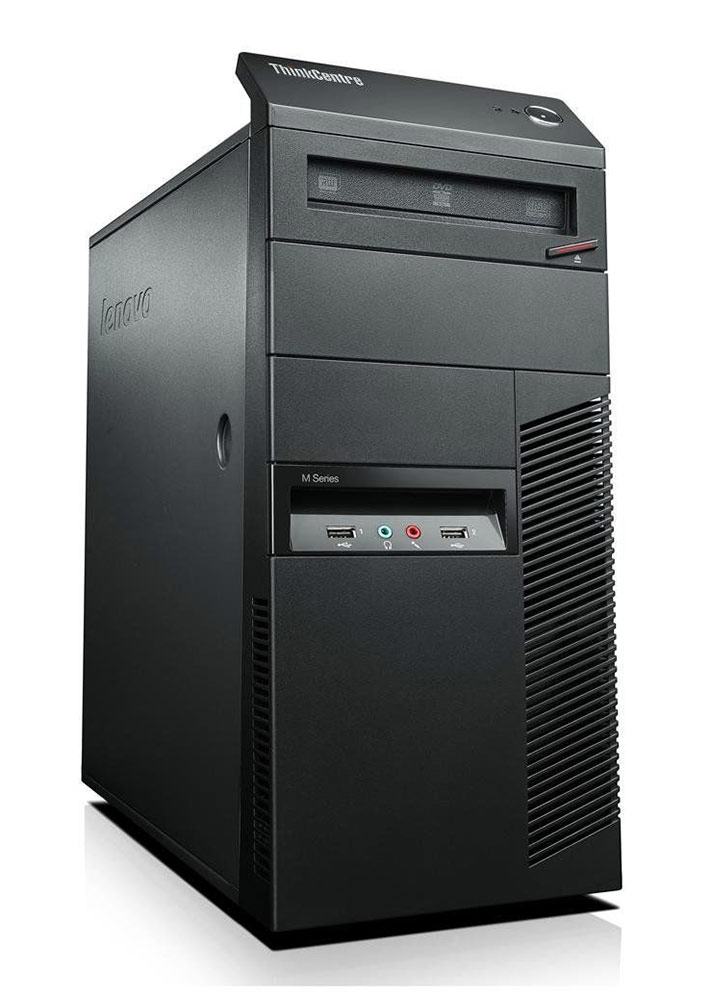 LENOVO SQR PC M91p Tower, i7-2600, 4GB, 250GB HDD, DVD, Βαμμένο - LENOVO 17431