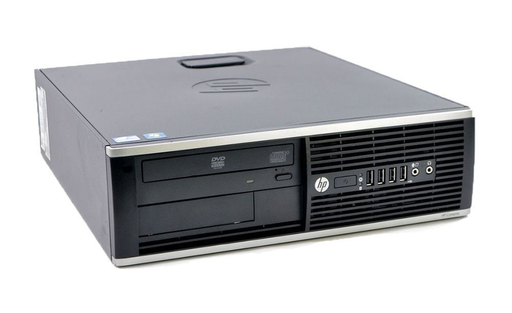 HP SQR PC 8300 Elite SFF, i5-3470, 4GB, 500GB HDD, DVD, Βαμμένο - HP 18035