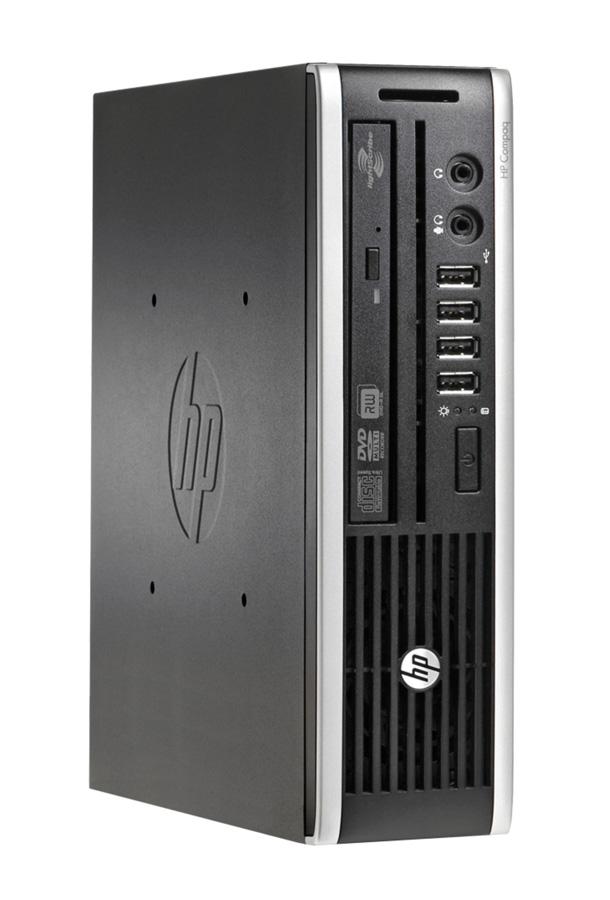 HP SQR PC Elite 8200 USDT, i5-2400S, 4GB, 320GB HDD, DVD-RW, Βαμμένο - HP 18797