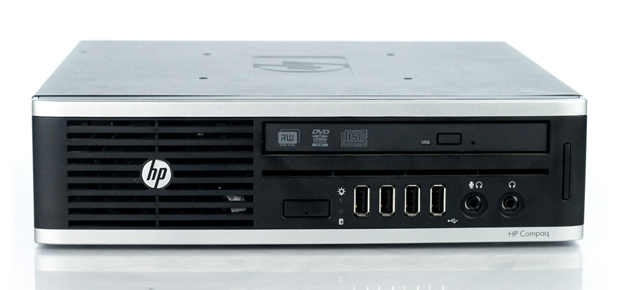 HP SQR PC 8300 Elite USDT, i5-3470S, 4GB, 320GB HDD, DVD-RW, Βαμμένο - HP 18798