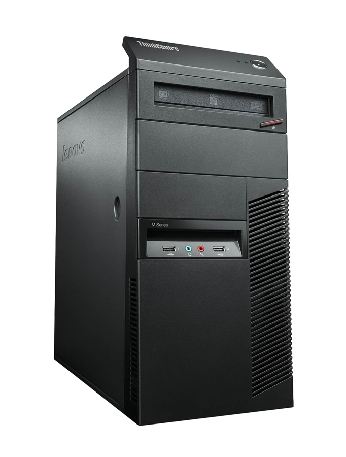 LENOVO SQR PC M81 MT, i5-2400, 4GB, 320GB HDD, DVD, Βαμμένο - LENOVO 23048