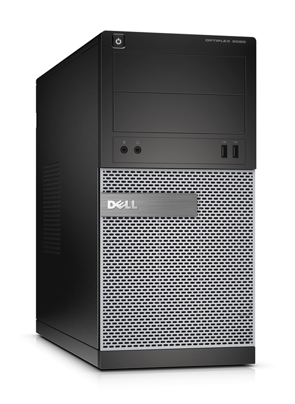 DELL SQR PC OptiPlex 3020 MT, i5-4570, 4GB, 250GB HDD, DVD, βαμμένο - DELL 23087