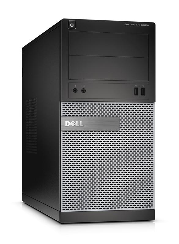 DELL PC 7010 MT, i5-3470, 4GB, 500GB HDD, DVD-RW, REF SQR - DELL 23711