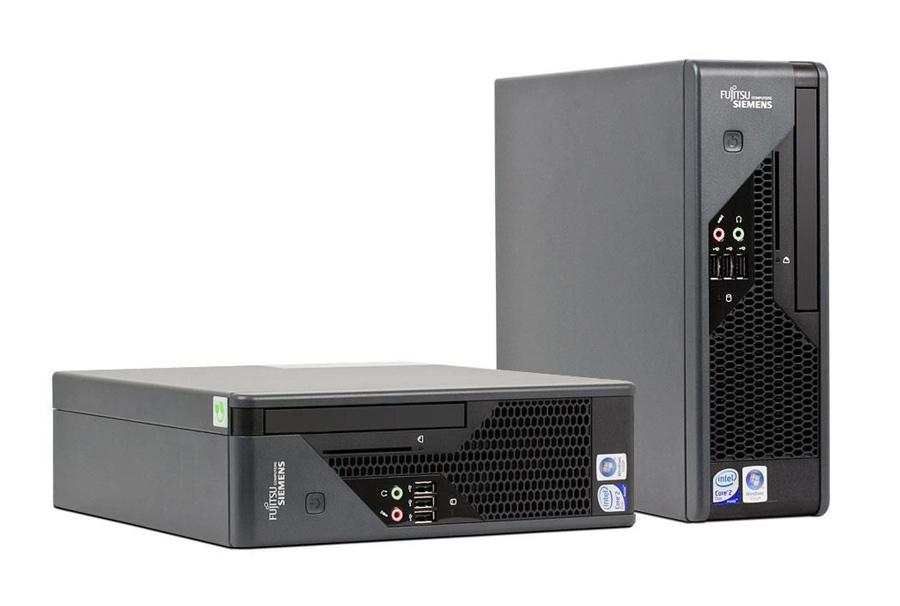 FUJITSU PC C5730 SFF, E7300, 4GB, 160GB HDD, REF SQR - FUJITSU 24100