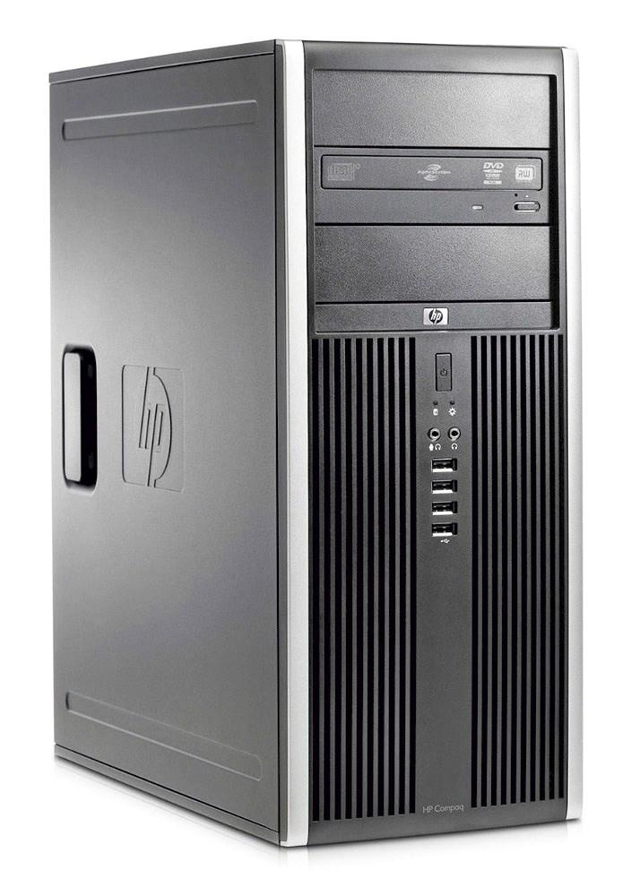 HP PC 8200 MT, i5-2400, 4GB, 250GB HDD, DVD-RW, REF SQR - HP 25889