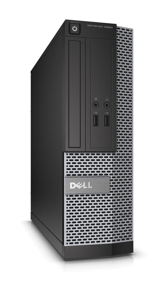 DELL PC 3020 SFF, i5-4570T, 4GB, 250GB HDD, DVD, REF SQR - DELL 25649