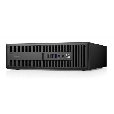 HP PC 800 G2 SFF, i5-6500, 4GB, 500GB HDD, DVD, REF SQR - HP 27408