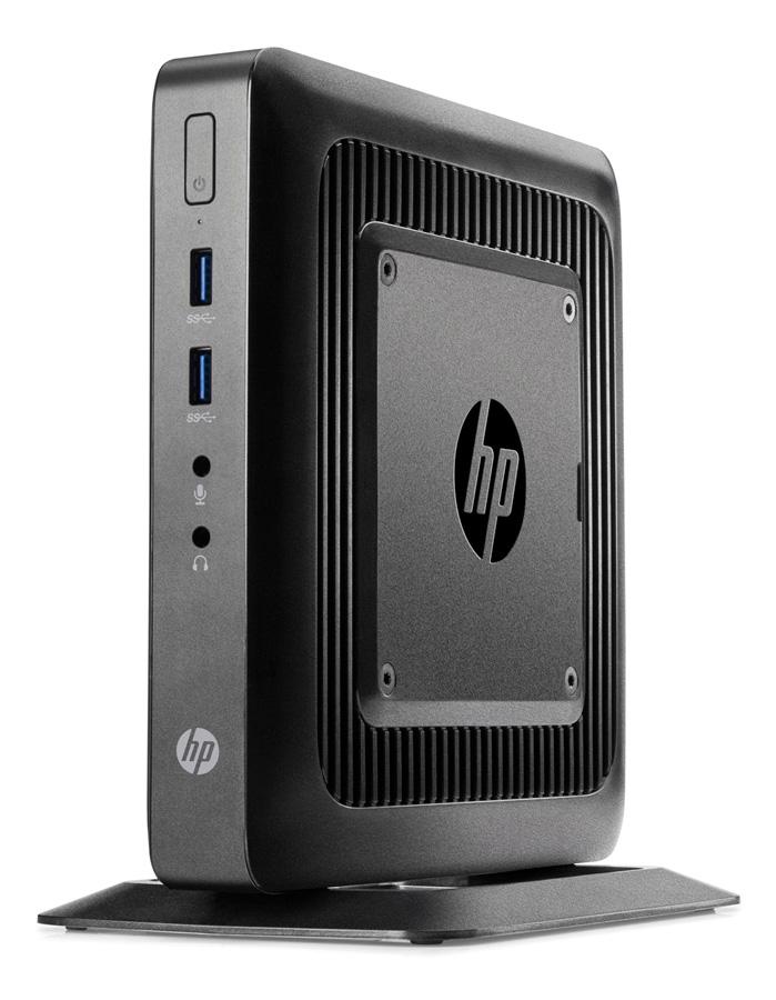 HP PC Thin client T520 USFF, GX-212JC, 4GB, 16GB HDD, REF SQR - HP 27841