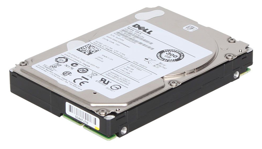 "DELL used SAS HDD PGHJG, 300GBB, 10K RPM, 6Gb/s, 2.5"" - DELL 36058"
