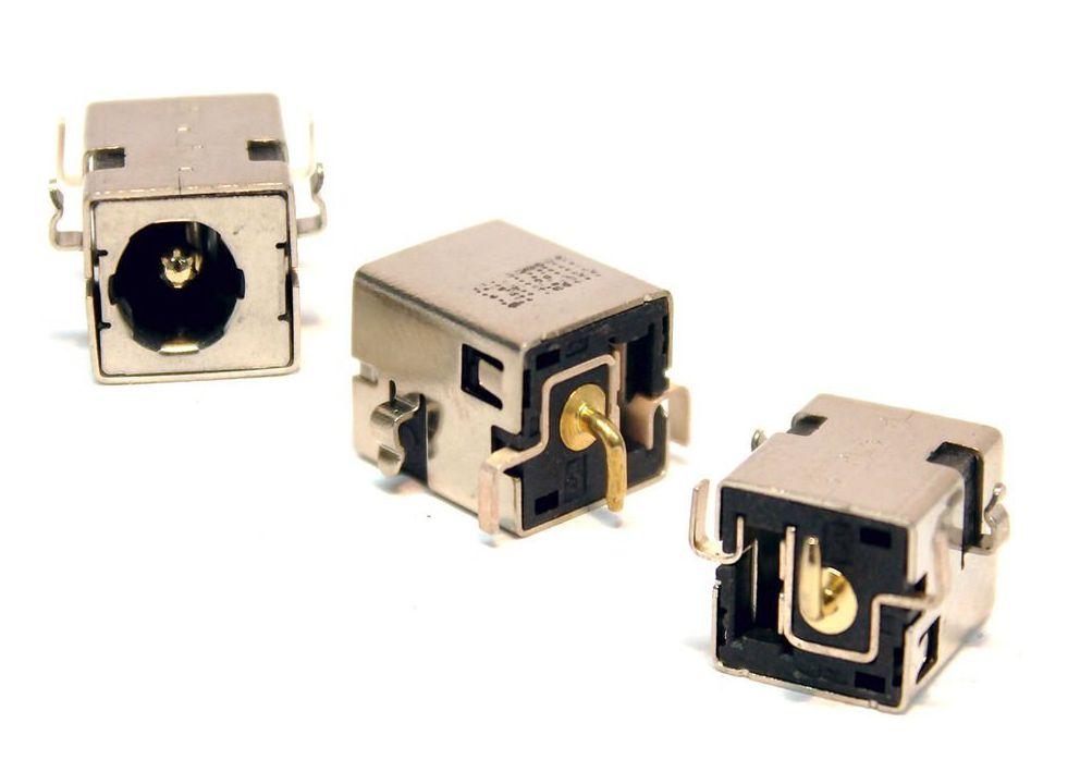 DC Power Jack για Asus X52j X53e X53s X54 X54h - UNBRANDED 6582