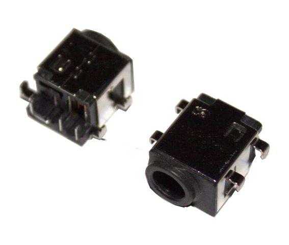 DC Power Jack για NP300E5A, NP300V5A, NP305E5A, NP305V5A Series - UNBRANDED 6577