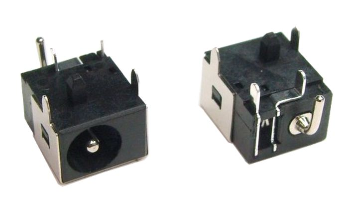 DC Power Jack για Acer Aspire A110, 5100, 5500, 5516 Series - UNBRANDED 6551