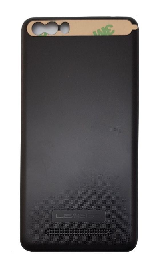 LEAGOO Batter Cover για Smartphone P1, Black - LEAGOO 16274
