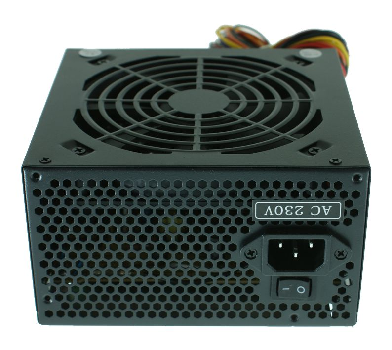 POWERTECH τροφοδοτικό για PC, 450W, με Θερμική Ασφάλεια - POWERTECH 740
