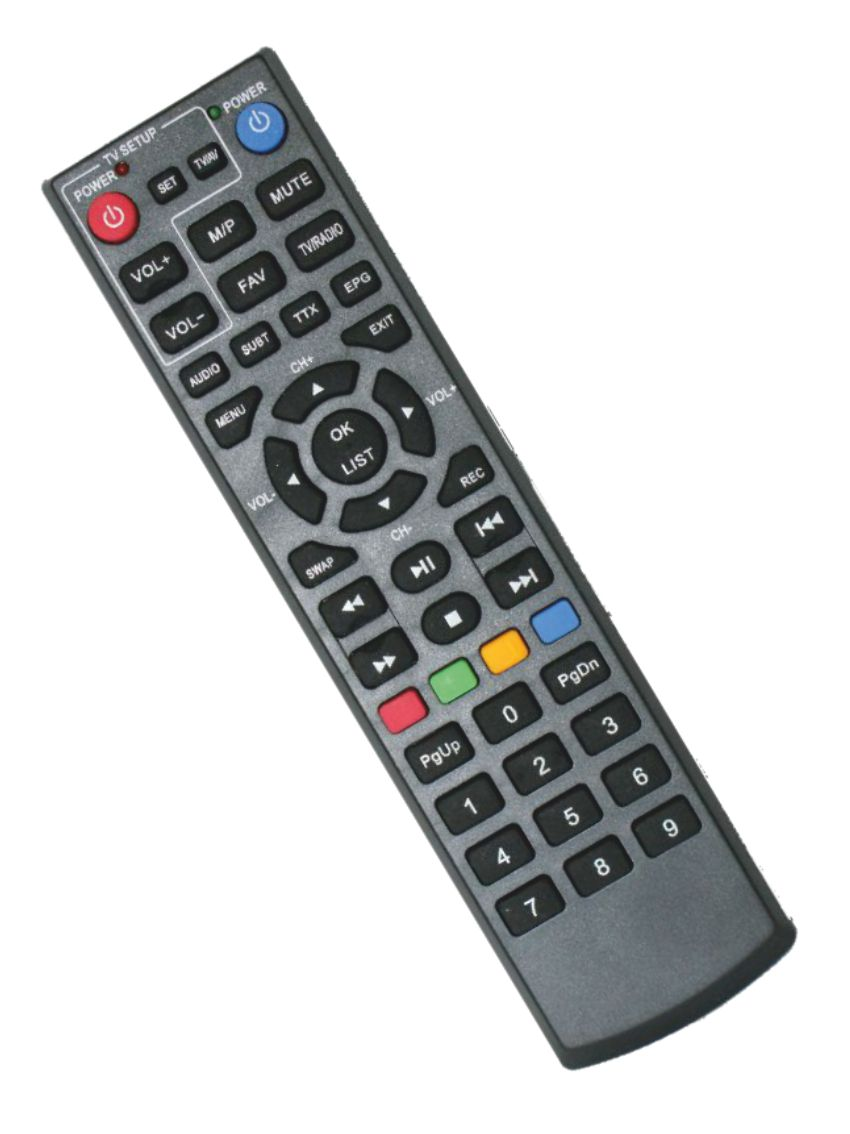 POWERTECH Learning remote Control για αποδικωποιητή PT-371 - POWERTECH 10982