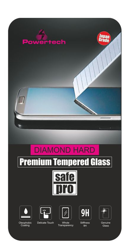 POWERTECH Tempered Glass 9H(0.33MM), Lenovo K5 - POWERTECH 14416