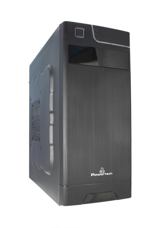 POWERTECH Case, 2x USB 3.0, PSU 450watt - POWERTECH 19159