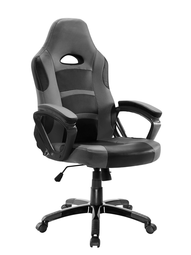 POWERTECH Καρέκλα γραφείου PT-721, ρυθμιζόμενη, με υποβραχιόνια, μαύρη - POWERTECH 23477