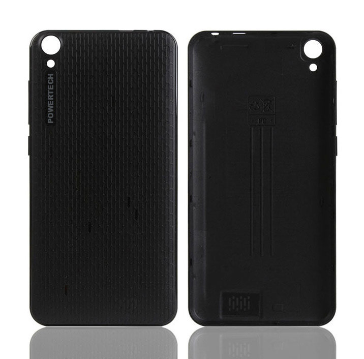POWERTECH Battery Cover για Smartphone PTMOB001, Black - POWERTECH 11531
