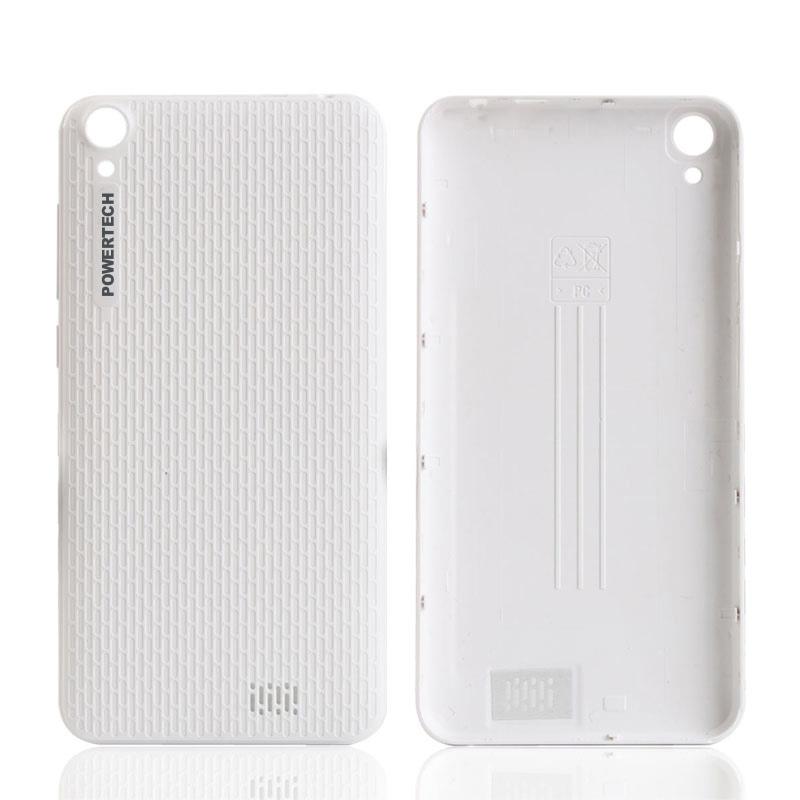 POWERTECH Battery Cover για Smartphone PTMOB002, White - POWERTECH 11532