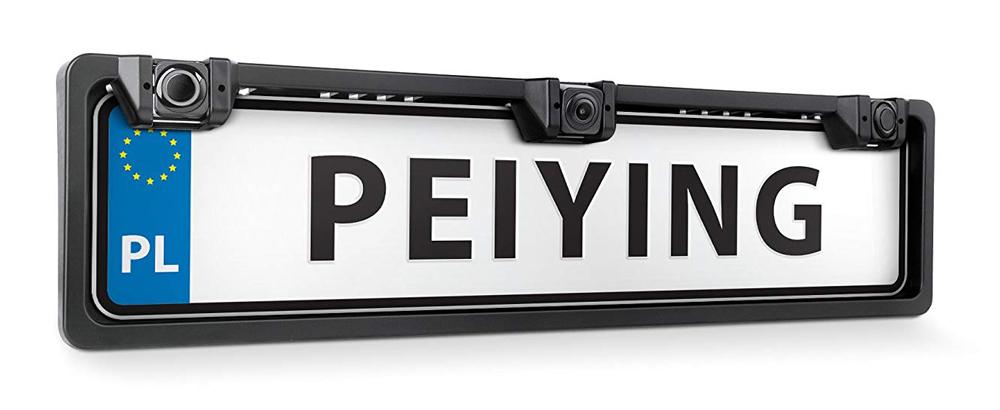 PEIYING σύστημα στάθμευσης PY0105P, βάση πινακίδας, κάμερα & αισθητήρες - PEIYING 25821