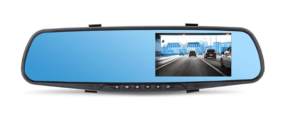 PEIYING καθρέφτης με Full HD οθόνη και κάμερα στάθμευσης PY0106 - PEIYING 25822