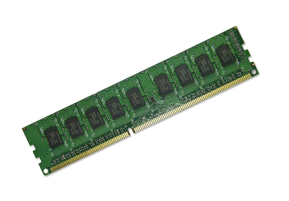 MAJOR used Server RAM 2GB, 2Rx4, DDR2-667MHz, PC2-5300P - UNBRANDED 13856