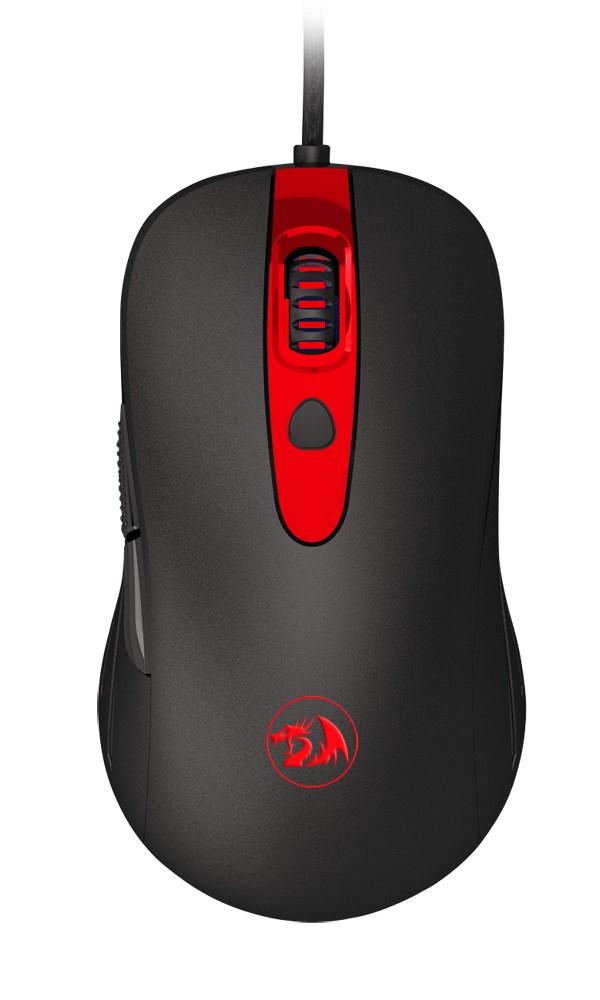 REDRAGON ενσύρματο Gaming ποντίκι M703 Cerberus, Οπτικό, 7 πλήκτρα - REDRAGON 18095