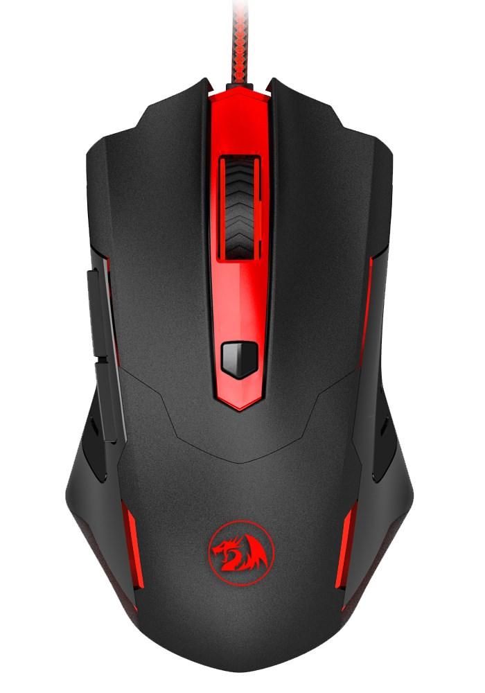 REDRAGON ενσύρματο Gaming ποντίκι M705 Pegasus, 7 πλήκτρα - REDRAGON 18096