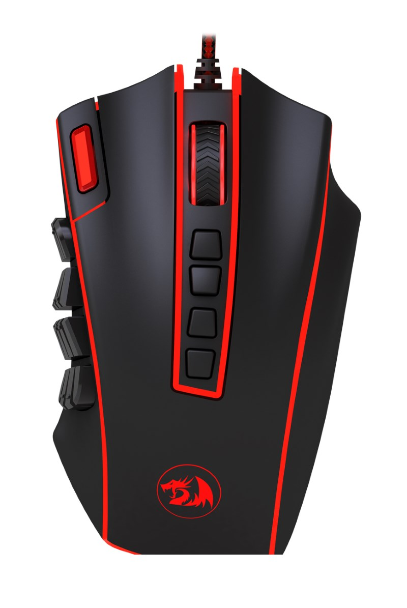 REDRAGON ενσύρματο Gaming ποντίκι M990 Legend, Laser, 24 πλήκτρα - REDRAGON 18090