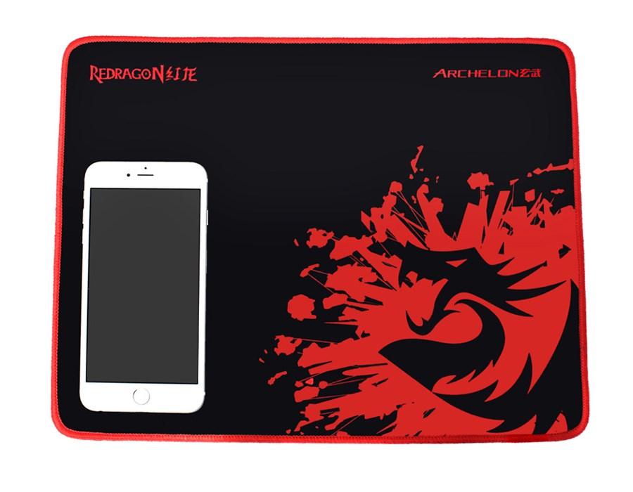 REDRAGON Gaming Mousepad P001 Archelon M, αδιάβροχο, 330x260x5mm - REDRAGON 18107