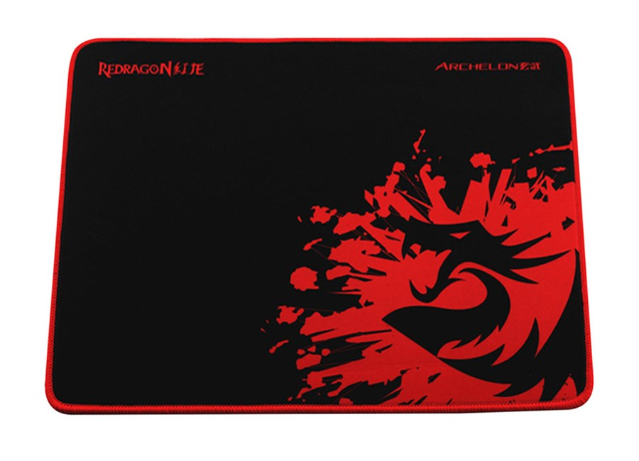 REDRAGON Gaming Mousepad P002 Archelon L, αδιάβροχο, 400x300x3mm - REDRAGON 18108