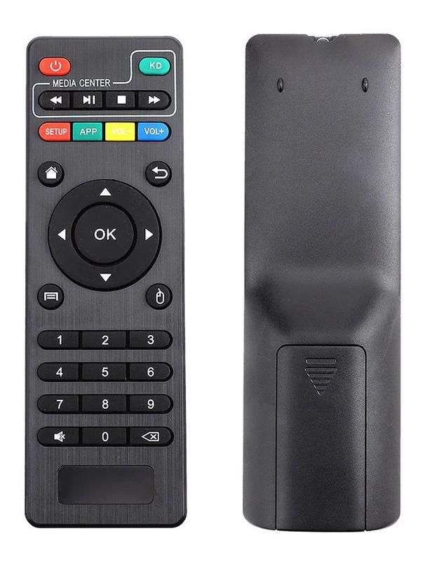Τηλεχειριστήριο RM-PENDO για TV Βox X8 Mini/Χ96 Mini/X96 Max - UNBRANDED 26212