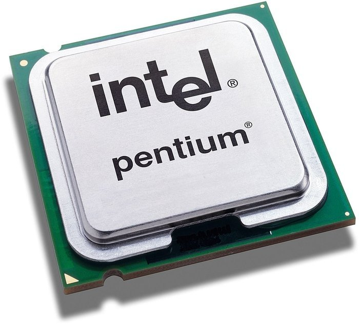 INTEL used CPU Pentium E2200, 2.20GHz, 1M Cache, LGA775 - INTEL 16247