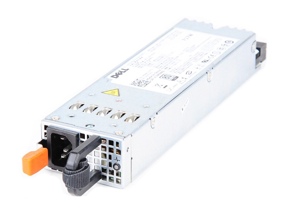 DELL used PSU 717W, for Dell R610 - DELL 10928