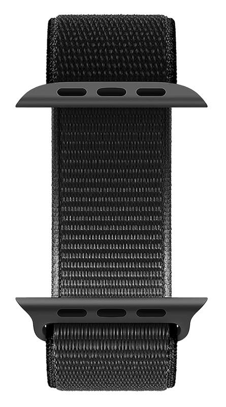ROCKROSE nylon weave band Caveman για Apple Watch 42/44mm, γκρι - ROCKROSE 42654